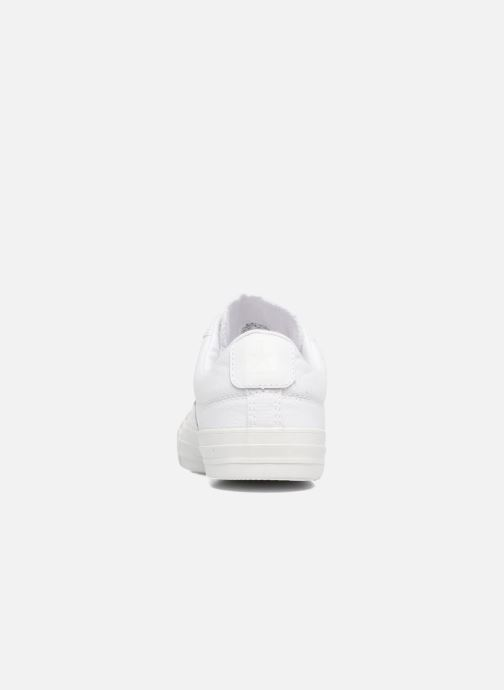 Deportivas Converse Star Player Ox W Blanco vista lateral derecha
