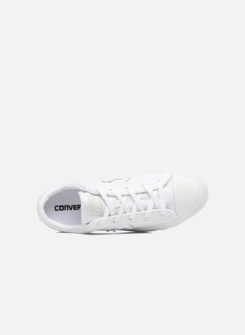 Sneakers Converse Star Player Ox W Bianco immagine sinistra