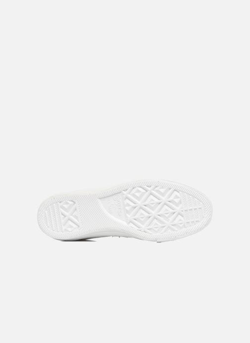 Sneakers Converse Star Player Ox W Bianco immagine dall'alto