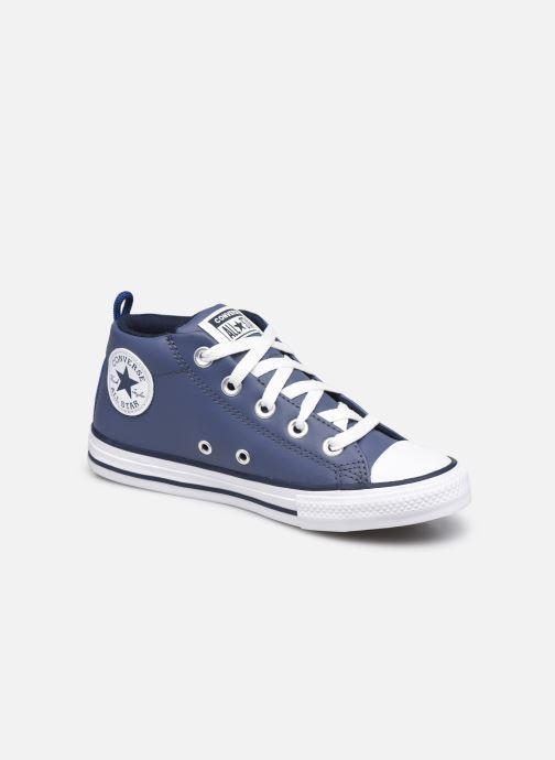 Sneaker Converse Chuck Taylor All Star Street blau detaillierte ansicht/modell
