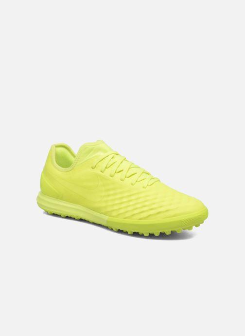 online store 48a09 39fd9 Zapatillas de deporte Nike Magistax Finale II Tf Amarillo vista de detalle    par