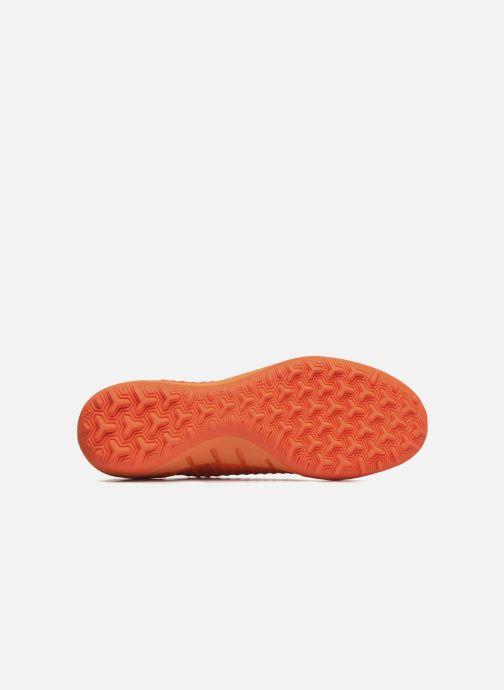 Chaussures de sport Nike Mercurialx Finale Ii Tf Orange vue haut