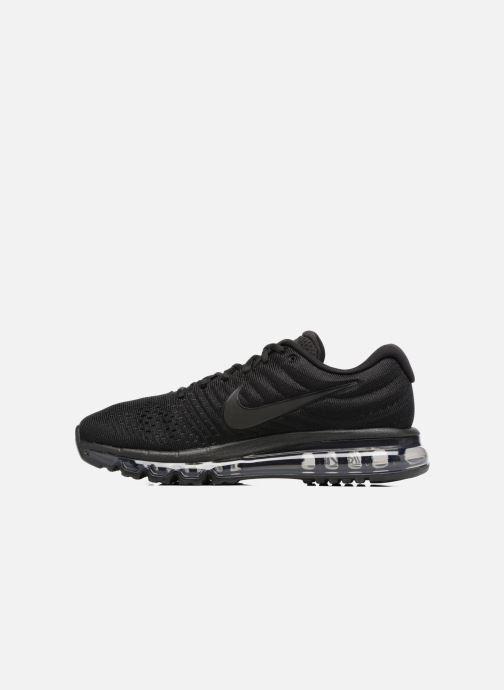 Sportschuhe Nike Nike Air Max 2017 schwarz ansicht von vorne