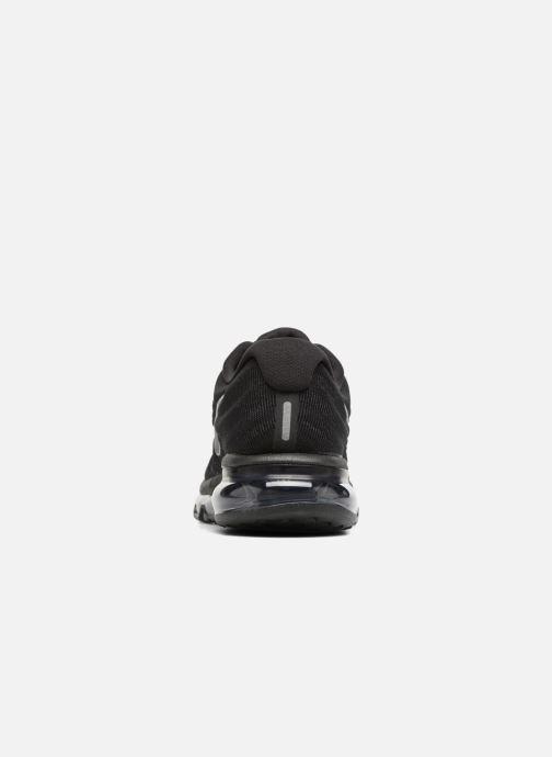Sportschuhe Nike Nike Air Max 2017 schwarz ansicht von rechts