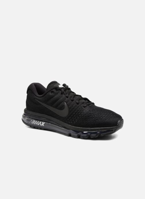 huge selection of 31319 ee0b0 Chaussures de sport Nike Nike Air Max 2017 Noir vue détail paire