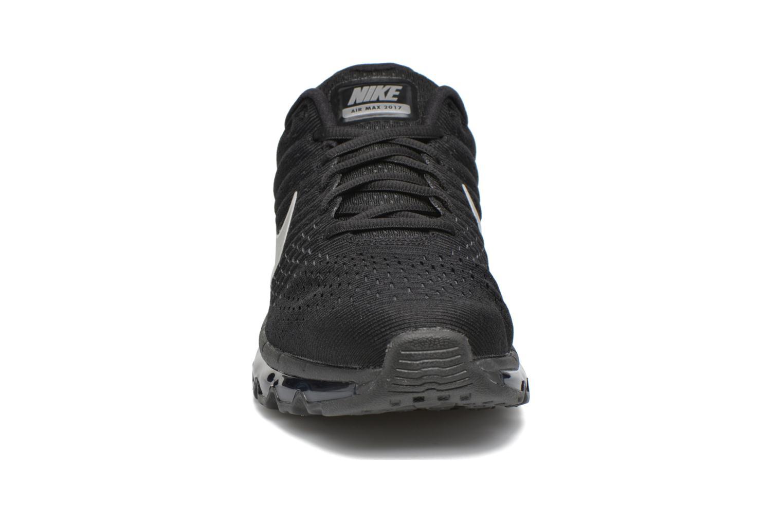 Chaussures de sport Nike Nike Air Max 2017 Noir vue portées chaussures