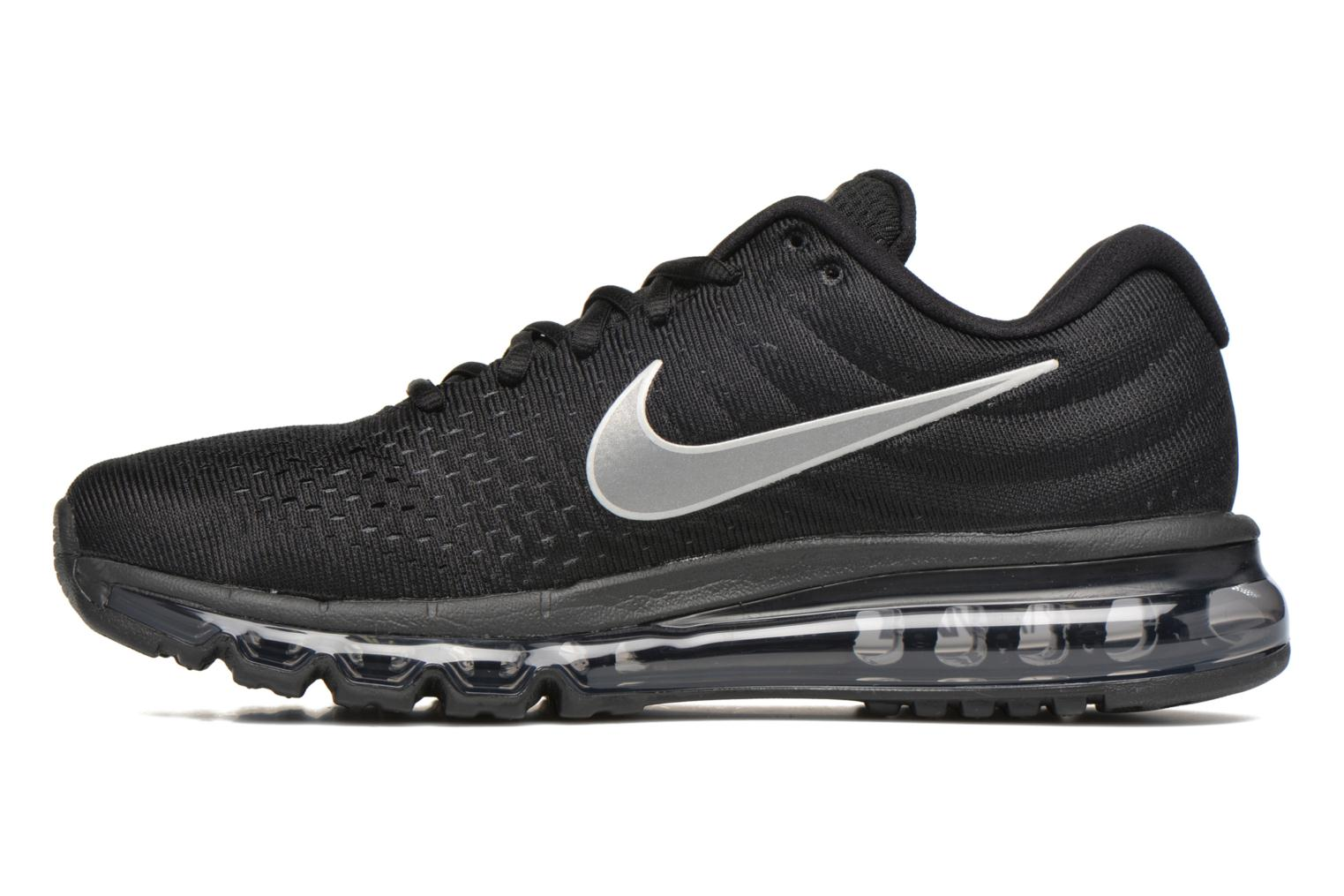 Sport shoes Nike Nike Air Max 2017 Black front view