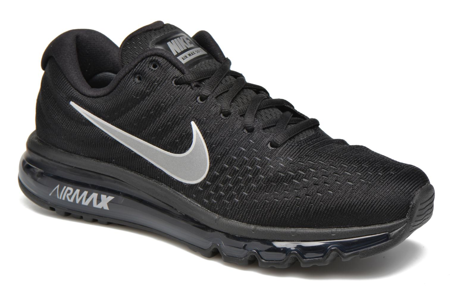 Sport shoes Nike Nike Air Max 2017 Black detailed view/ Pair view
