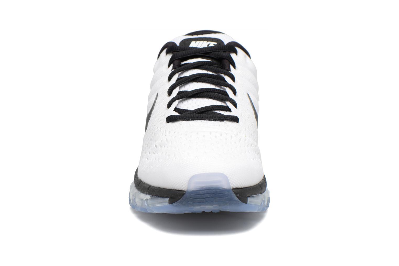 Chaussures de sport Nike Nike Air Max 2017 Blanc vue portées chaussures