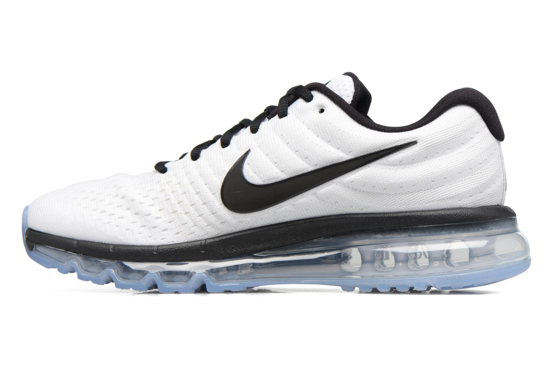 Chaussures de sport Nike Nike Air Max 2017 Blanc vue face