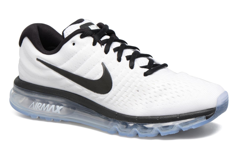 Chaussures de sport Nike Nike Air Max 2017 Blanc vue détail/paire