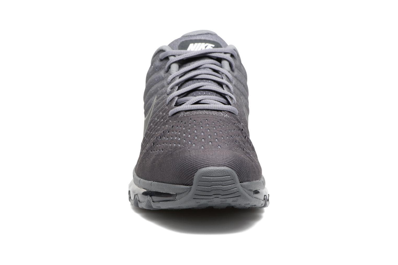 Zapatillas de deporte Nike Nike Air Max 2017 Gris vista del modelo