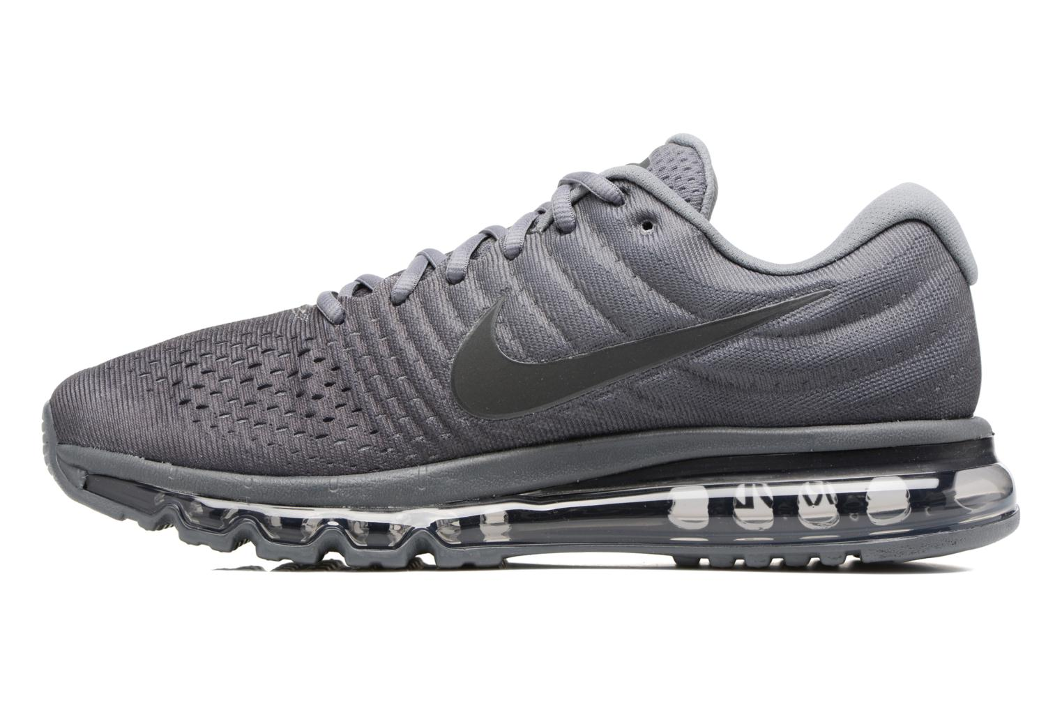 Sport shoes Nike Nike Air Max 2017 Grey front view