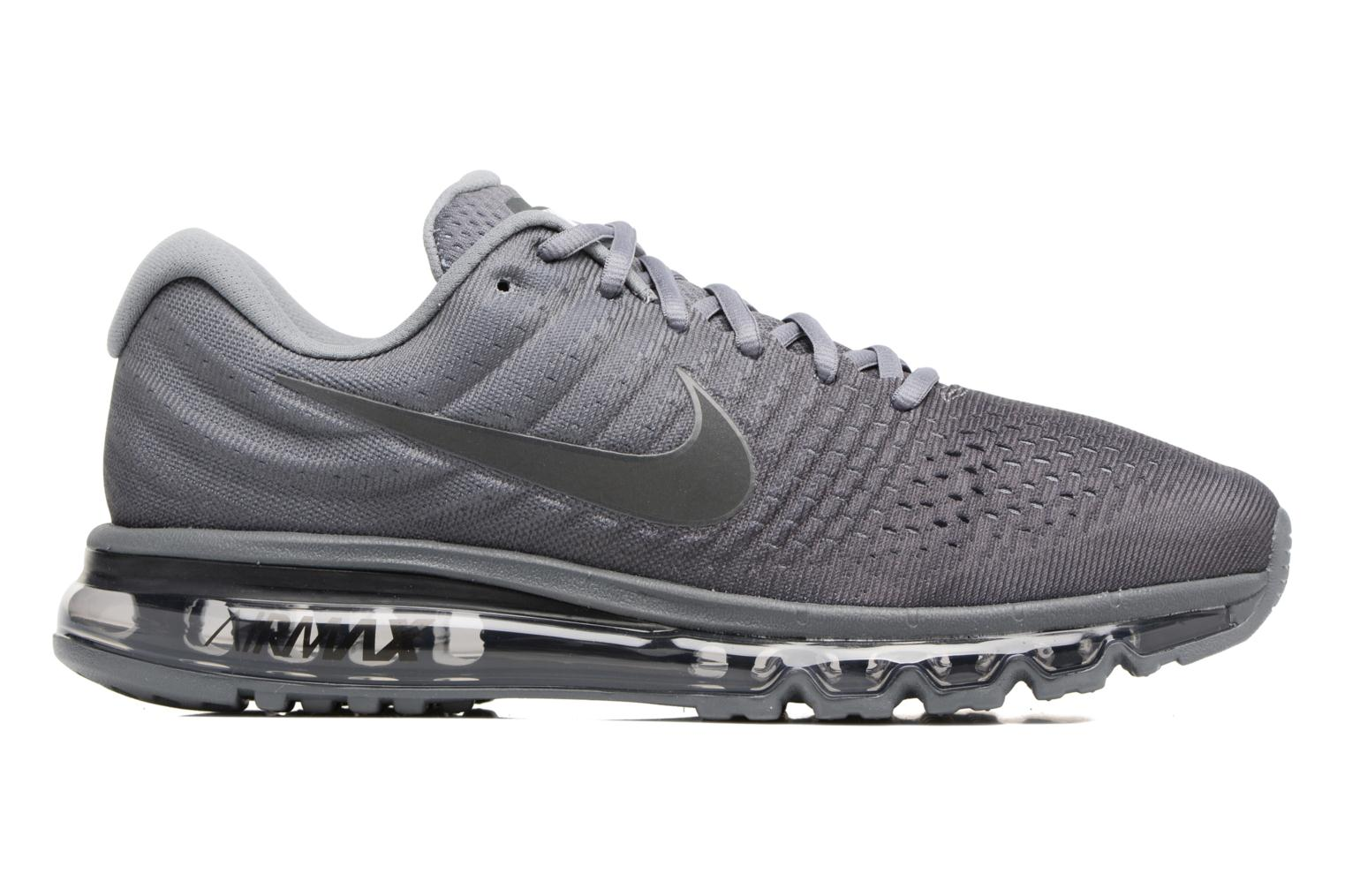 Sport shoes Nike Nike Air Max 2017 Grey back view