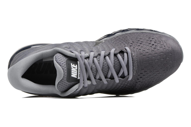 Zapatillas de deporte Nike Nike Air Max 2017 Gris vista lateral izquierda