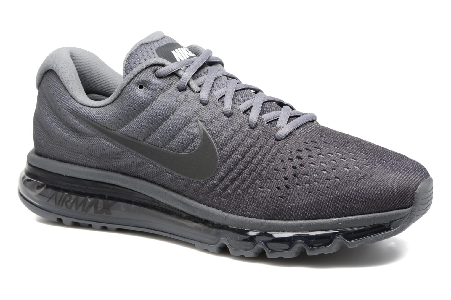 Sport shoes Nike Nike Air Max 2017 Grey detailed view/ Pair view
