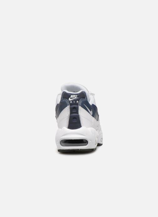 Sneaker Nike Nike Air Max 95 Essential weiß ansicht von rechts