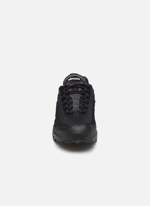 Deportivas Nike Nike Air Max 95 Essential Negro vista del modelo