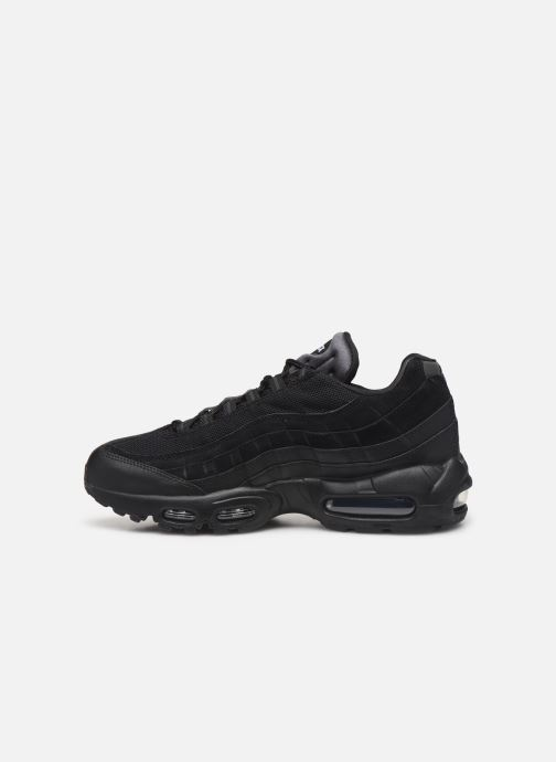 Sneaker Nike Nike Air Max 95 Essential schwarz ansicht von vorne