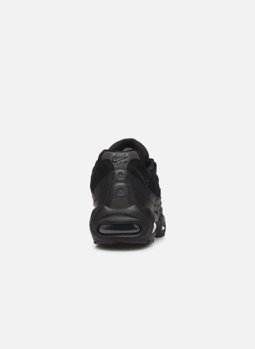 Deportivas Nike Nike Air Max 95 Essential Negro vista lateral derecha
