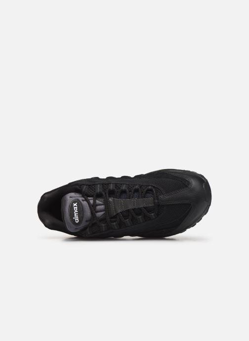 Deportivas Nike Nike Air Max 95 Essential Negro vista lateral izquierda