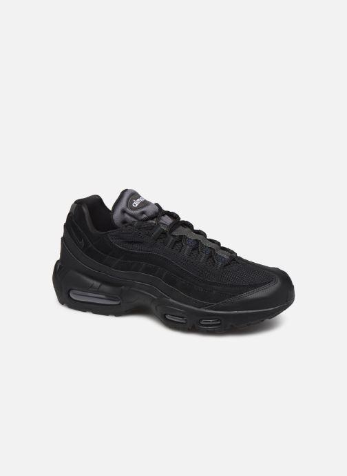 Deportivas Nike Nike Air Max 95 Essential Negro vista de detalle / par