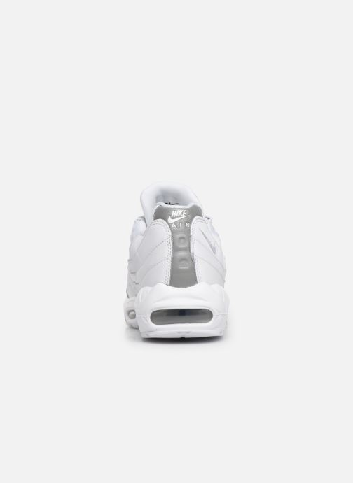 Baskets Nike Nike Air Max 95 Essential Blanc vue droite