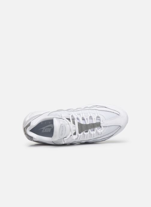 Deportivas Nike Nike Air Max 95 Essential Blanco vista lateral izquierda