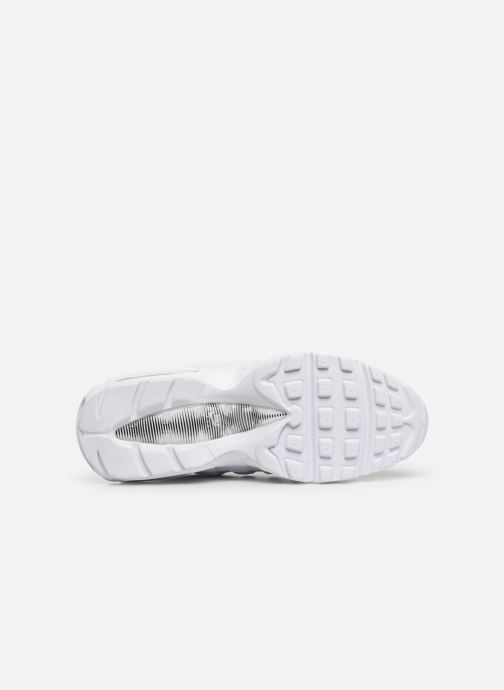 Deportivas Nike Nike Air Max 95 Essential Blanco vista de arriba