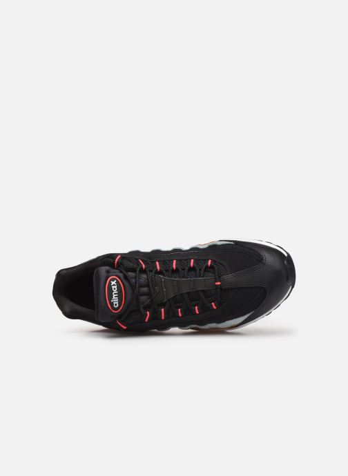 Trainers Nike Nike Air Max 95 Essential Black view from the left