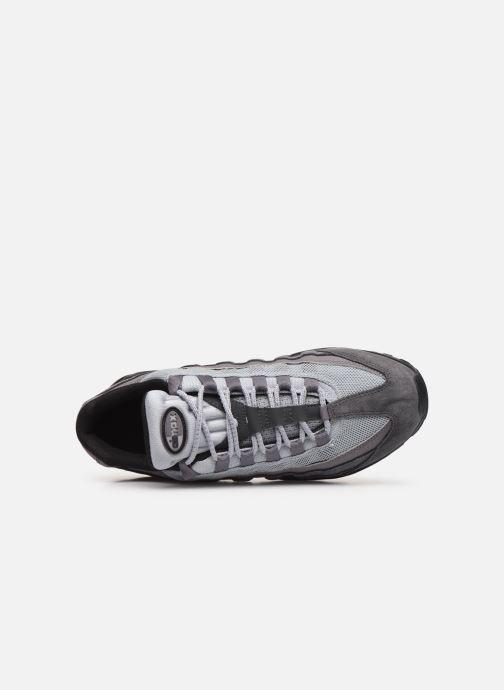 Sneaker Nike Nike Air Max 95 Essential grau ansicht von links