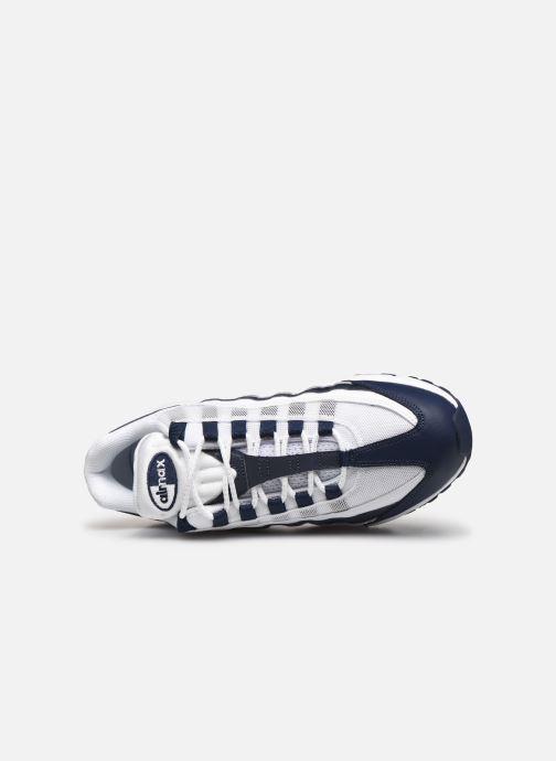 Baskets Nike Nike Air Max 95 Essential Blanc vue gauche