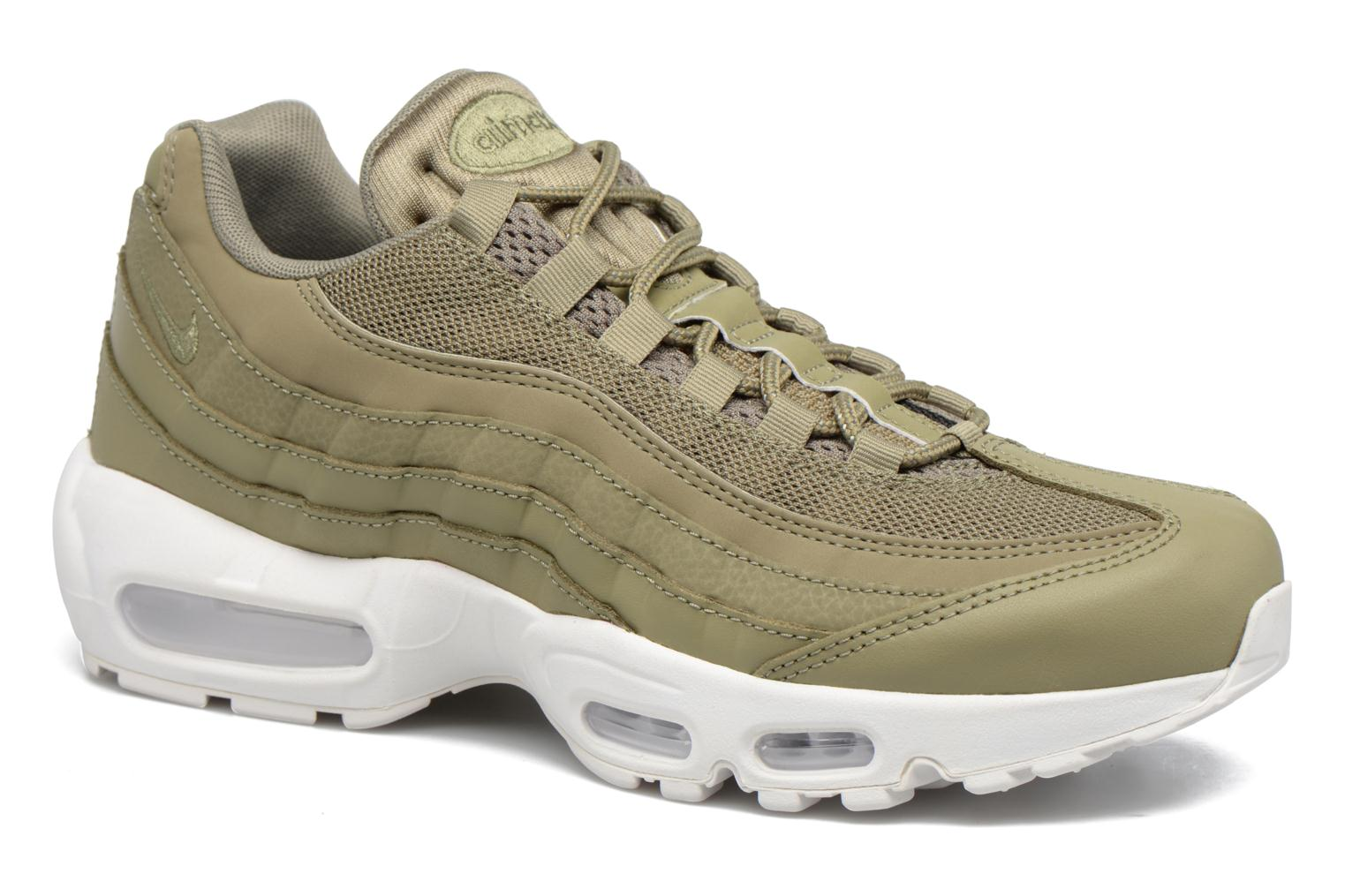 online store 1a6c4 312d7 germany nike air max 95 new grønn 32385 c1c1a