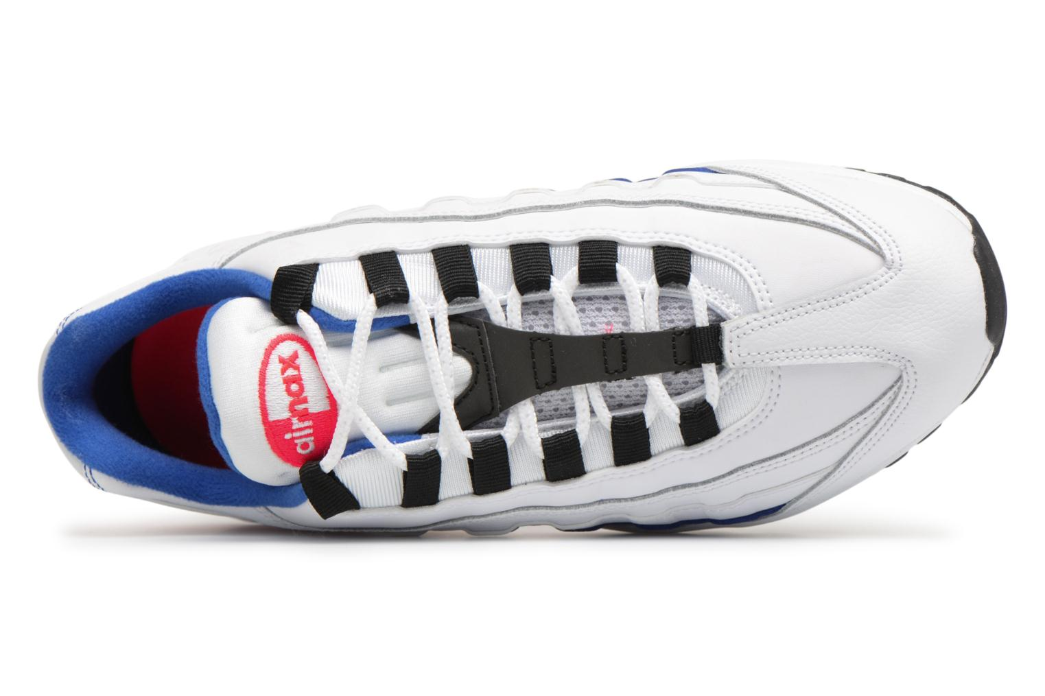 Trainers Nike Nike Air Max 95 Essential White view from the left
