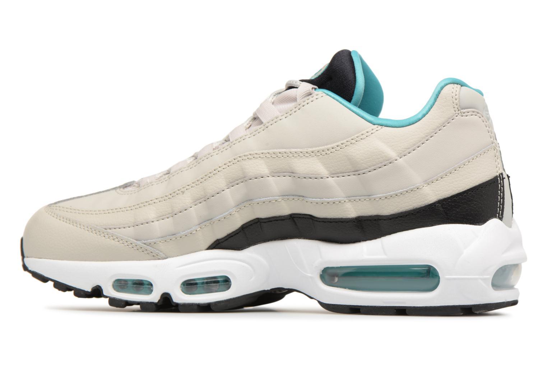 Sneaker Nike Nike Air Max 95 Essential grau ansicht von vorne