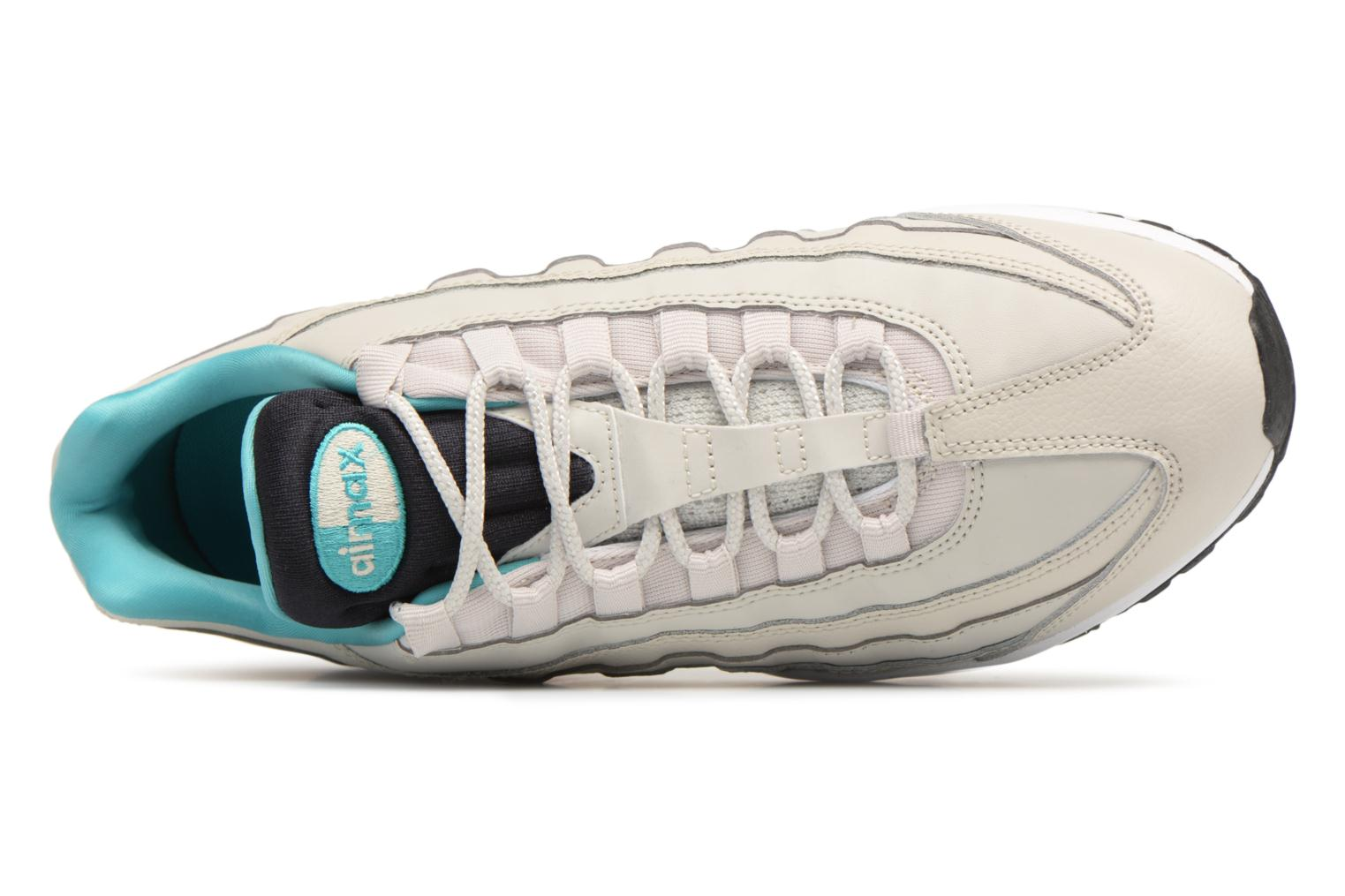 Trainers Nike Nike Air Max 95 Essential Grey view from the left
