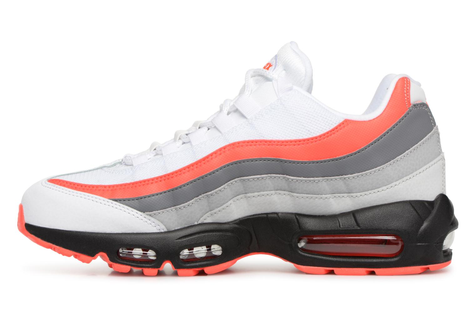 Sneakers Nike Nike Air Max 95 Essential Grigio immagine frontale