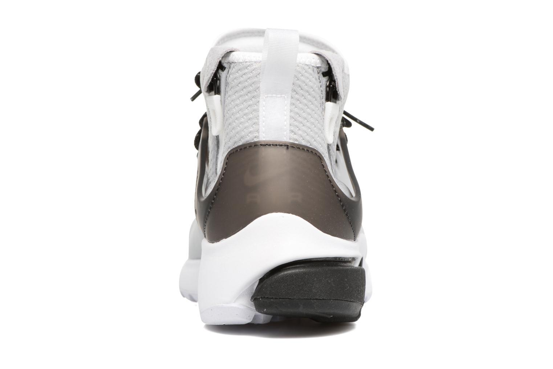Sneakers Nike Nike Air Presto Mid Utility Grå Se fra højre