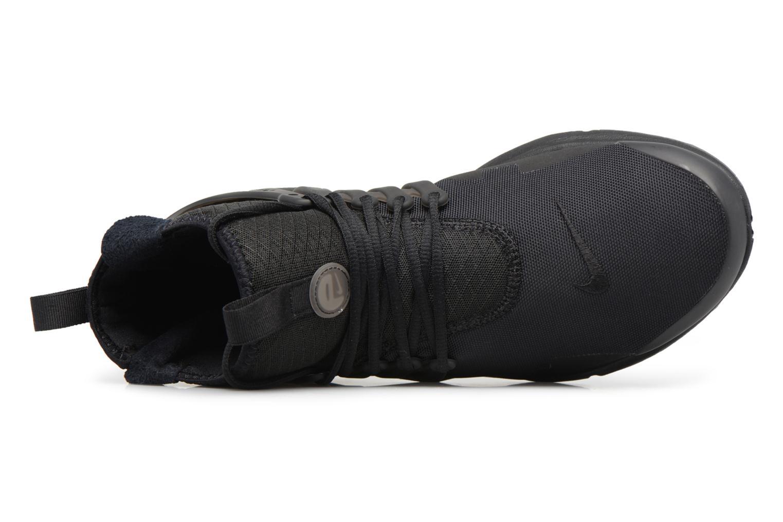 Deportivas Nike Nike Air Presto Mid Utility Negro vista lateral izquierda
