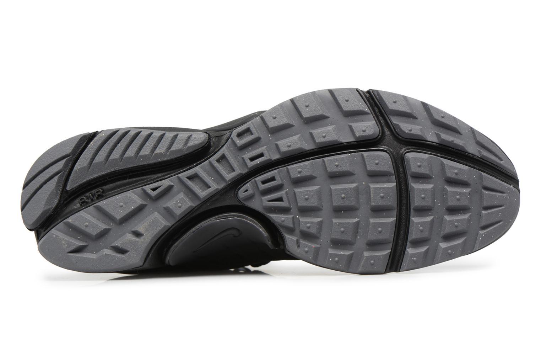 Deportivas Nike Nike Air Presto Mid Utility Negro vista de arriba