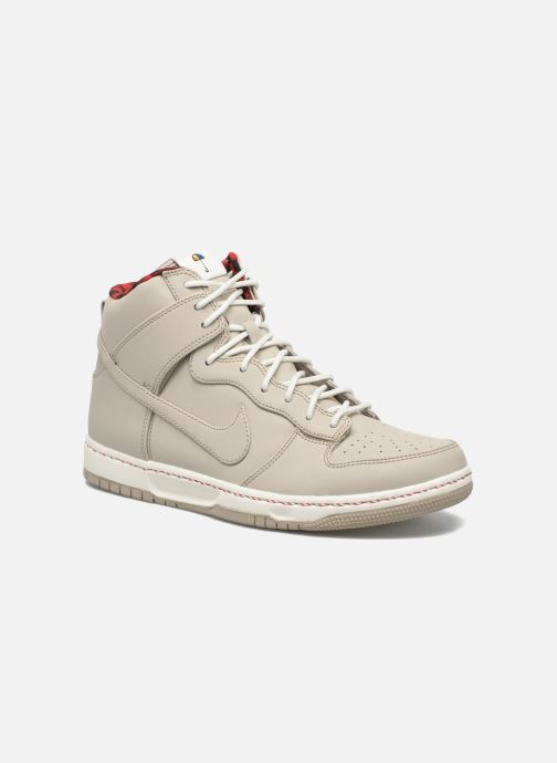 Trainers Nike Nike Dunk Ultra Grey detailed view/ Pair view