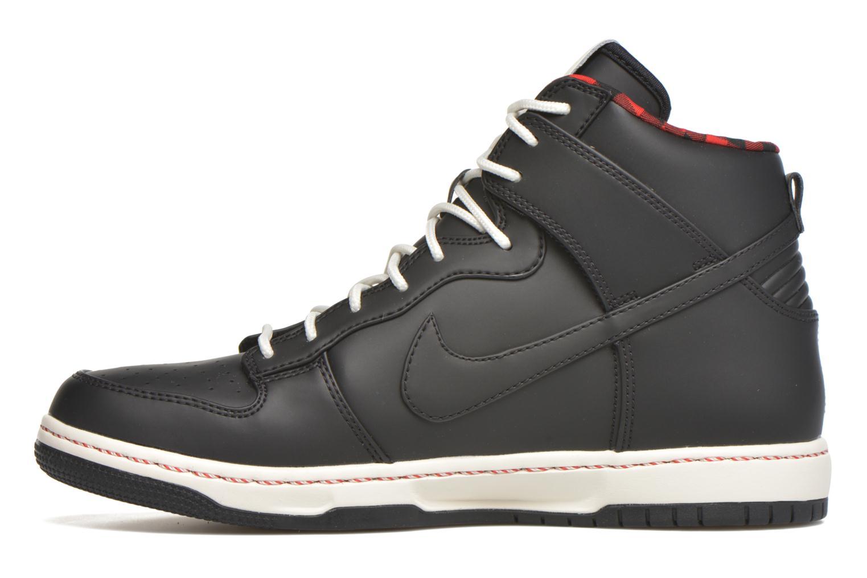 Deportivas Nike Nike Dunk Ultra Negro vista de frente