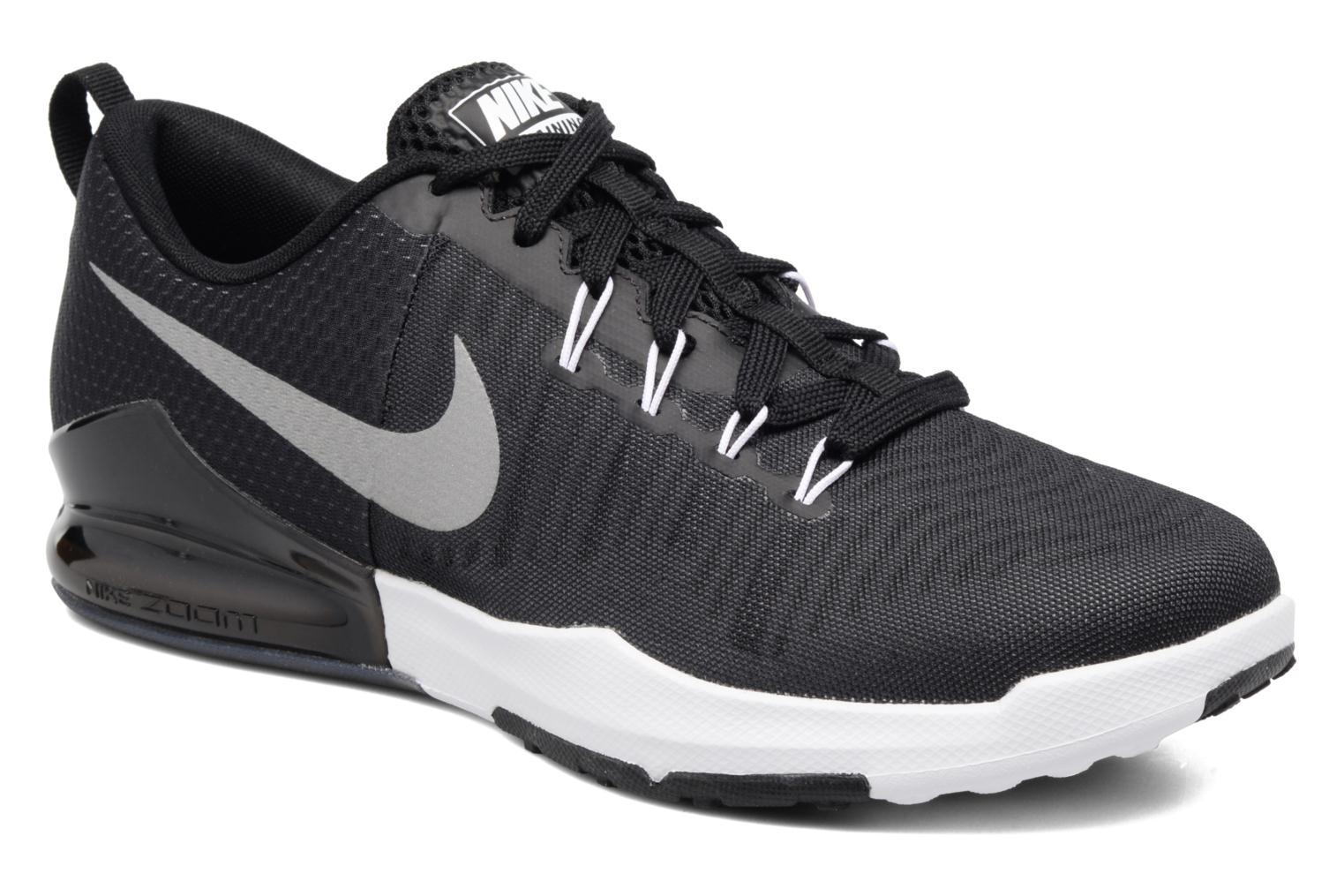Sport shoes Nike Nike Zoom Train Action Black detailed view/ Pair view