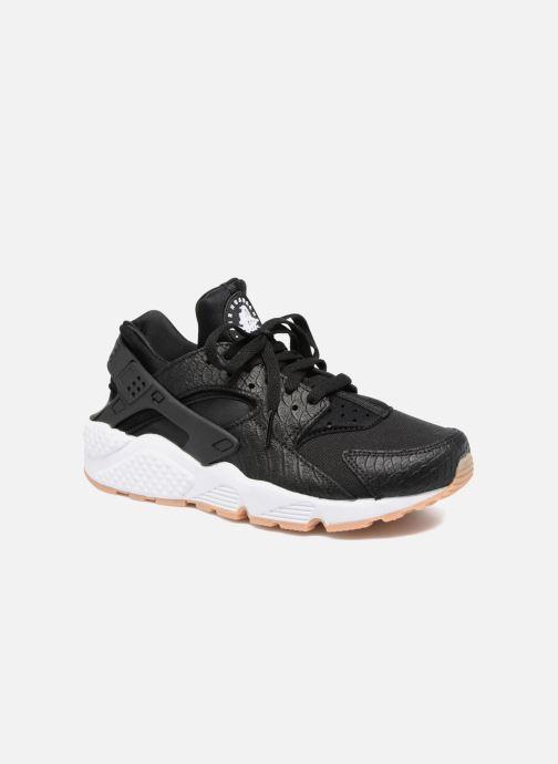 brand new 2b230 deb3c Trainers Nike W Air Huarache Run Se Black detailed view  Pair view