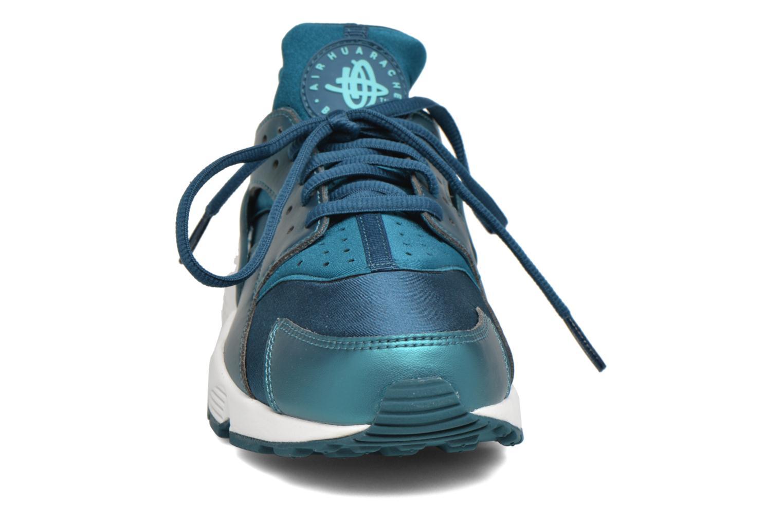 Sneaker Nike W Air Huarache Run Se blau schuhe getragen