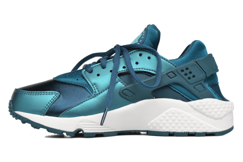 Trainers Nike W Air Huarache Run Se Blue front view