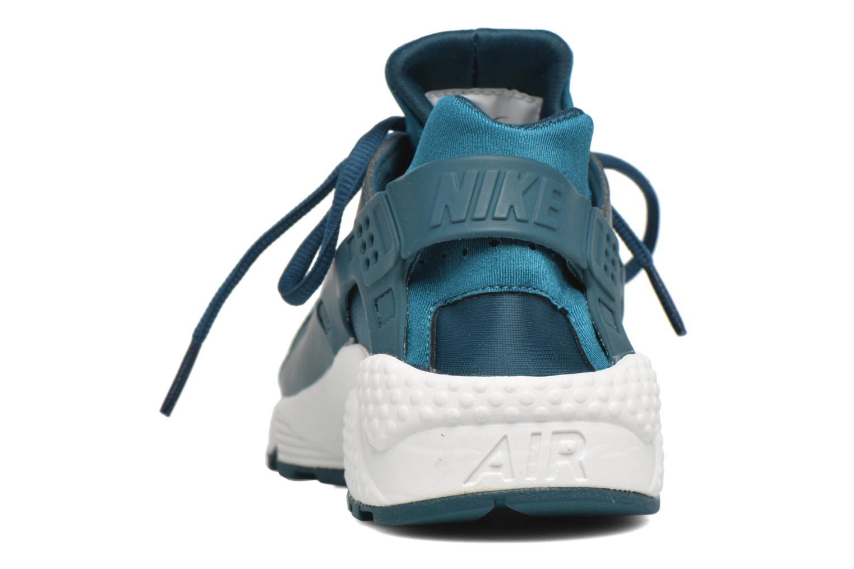 Sneaker Nike W Air Huarache Run Se blau ansicht von rechts
