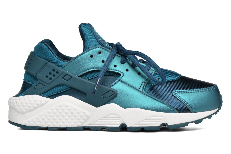 Sneaker Nike W Air Huarache Run Se blau ansicht von hinten