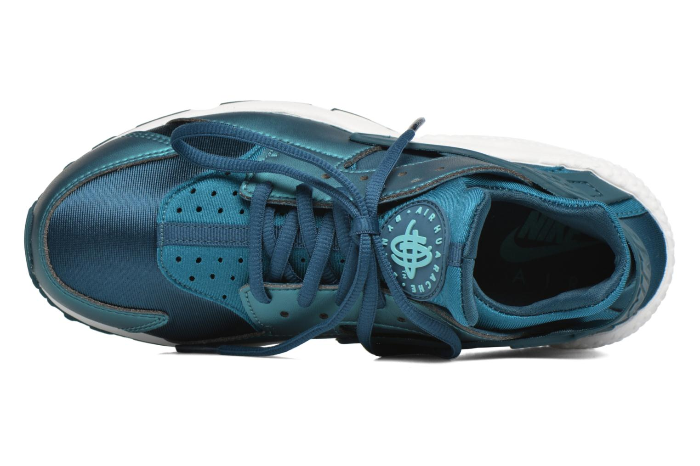 Sneaker Nike W Air Huarache Run Se blau ansicht von links
