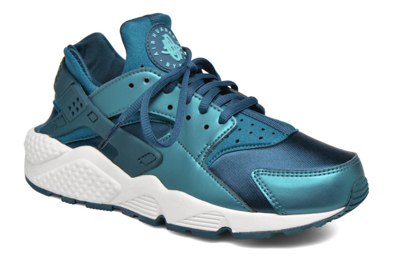 Trainers Nike W Air Huarache Run Se Blue detailed view/ Pair view